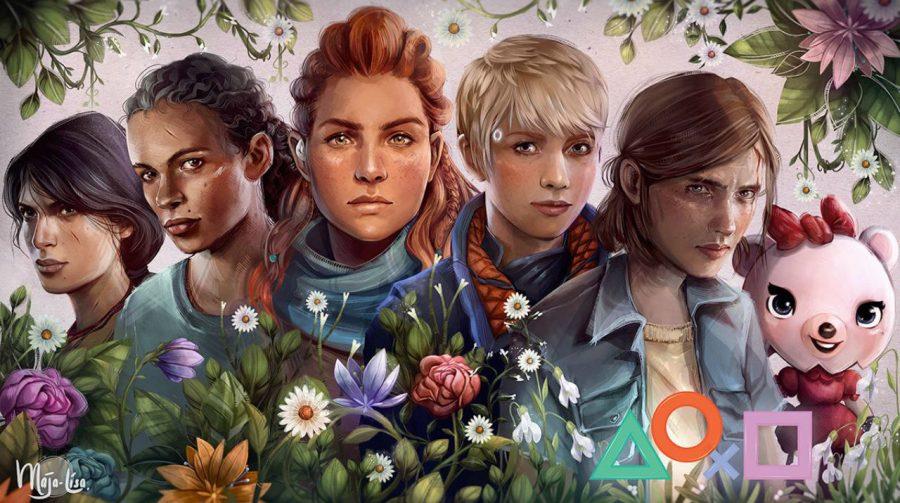 Sony celebra Dia da Mulher com tema gratuito no PS4; confira