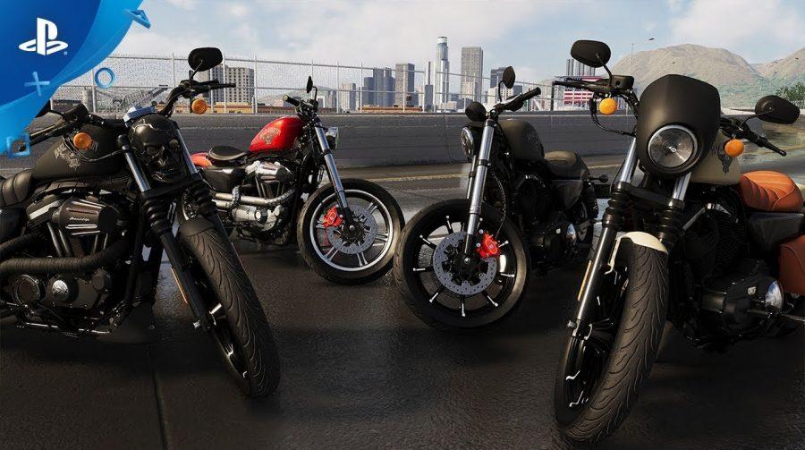 The Crew 2 chegará em junho com motos Harley Davidson; veja trailer