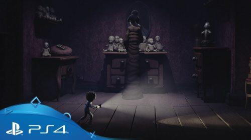 DLC de The Little Nightmares recebe trailer ameaçador