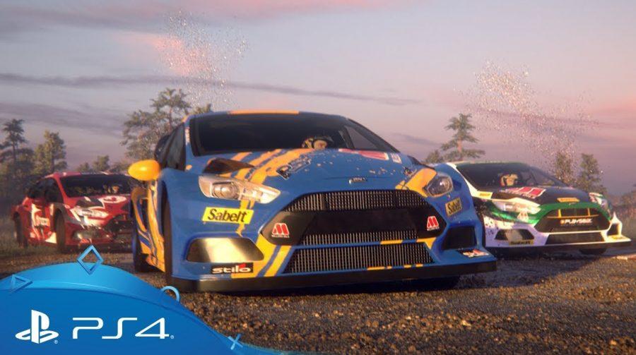 V-Rally 4 é anunciado para PS4; assista ao primeiro trailer