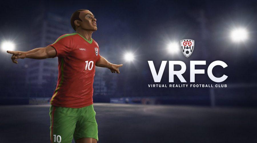 VRFC, futebol em realidade virtual, chega ao PS4