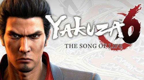 DEMO de Yakuza 6 The Song of Life volta a ficar disponível na PSN