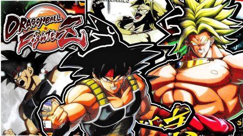 Dragon Ball FighterZ: Broly e Bardock estrelam trailer cheio de pancadaria