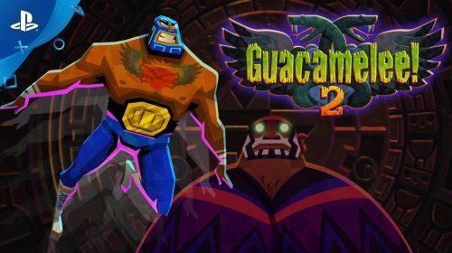 Guacamelee 2: veja novas imagens da sequência do game de plataforma