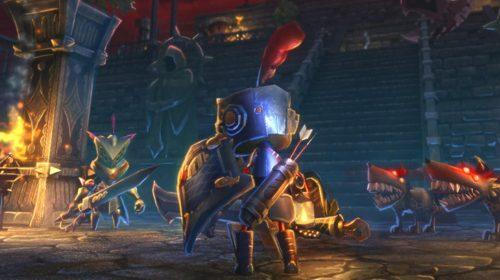 Inferno Climber: Reborn listado como futuro jogo de PlayStation 4