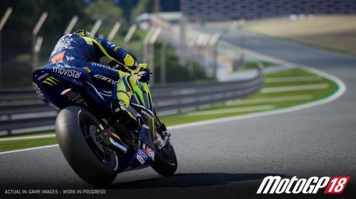 Prepare os pedais: MotoGP 18 chega ao PS4 em junho; veja trailer
