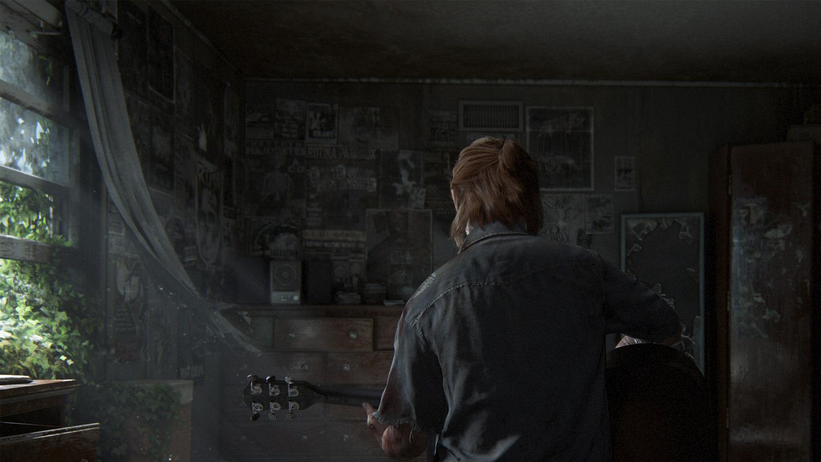 210 The Last Of Us Papéis De Parede Hd: Sony Disponibiliza Belíssimas Imagens Para Personalizar