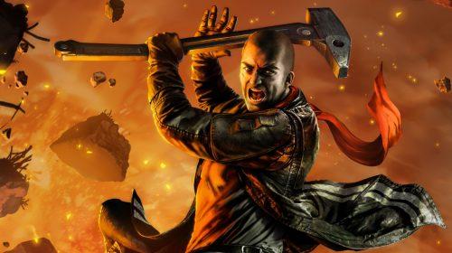 Red Faction Guerrilla Remastered é confirmado para PS4; detalhes