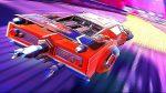 Pinte as pistas de Trailblazers com as cores da sua equipe e vença as corridas