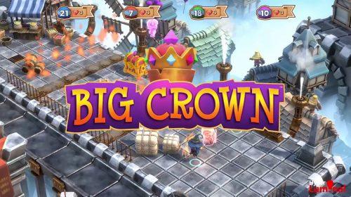 Big Crown: Showdown, novo jogo brawler, chegará ao PS4 em breve