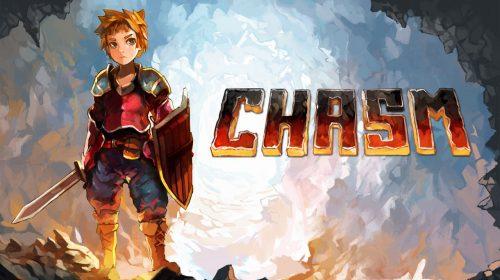 No estilo 'Castlevania clássico', Chasm chega ao PS4 em breve