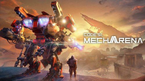Code 51: Mech Arena chega ao PlayStation VR em 24 de abril; Saiba mais