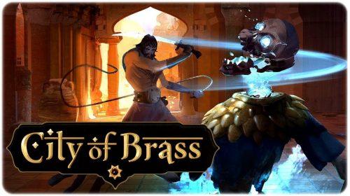 City of Brass, dos criadores de BioShock, chega ao PS4 em maio