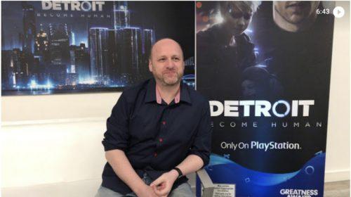 David Cage promete 2021 empolgante para fãs da Quantic Dream