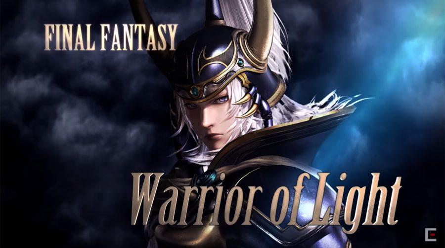 Atualização de Dissidia Final Fantasy NT terá foco no Warrior of Light