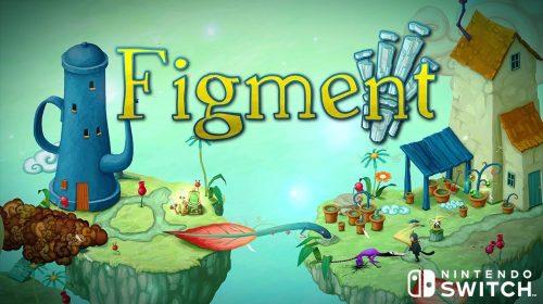 Figment, jogo de aventura musical, é anunciado para PlayStation 4