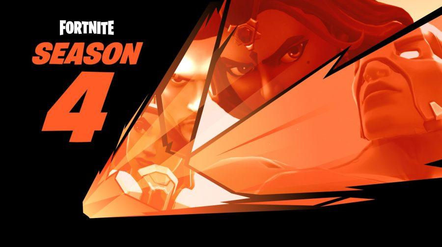4º Temporada de Fortnite começa amanhã, revela Epic Games