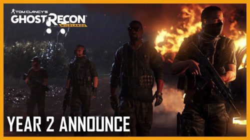 Ubisoft anuncia