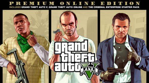 Grand Theft Auto V: Premium Online Edition é anunciada; confira detalhes