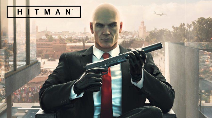 Agente 47 voltando? Novidades de Hitman estão a caminho