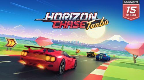 Jogo brasileiro, Horizon Chase Turbo, chega ao PS4 em maio