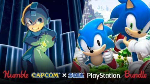 Pague o quanto quiser! Humble Bundle oferece jogos da SEGA e Capcom