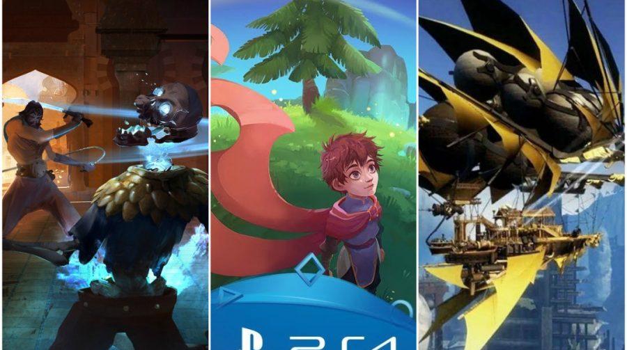 Lançamentos da Semana (30/04 a 04/05) para PS4 e PS VR
