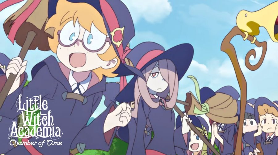 Little Witch Academia:Chamber of Time: trailers revelam opções multiplayer