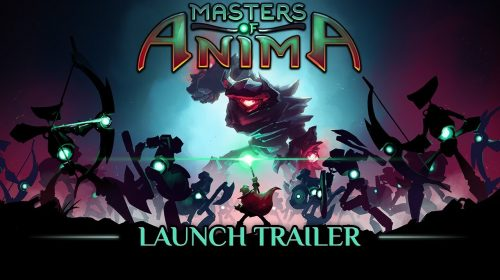 Masters of Anima recebe trailer de lançamento; Jogo já disponível