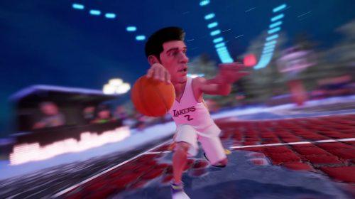 NBA Playgrounds 2 é anunciado; confira primeiros detalhes
