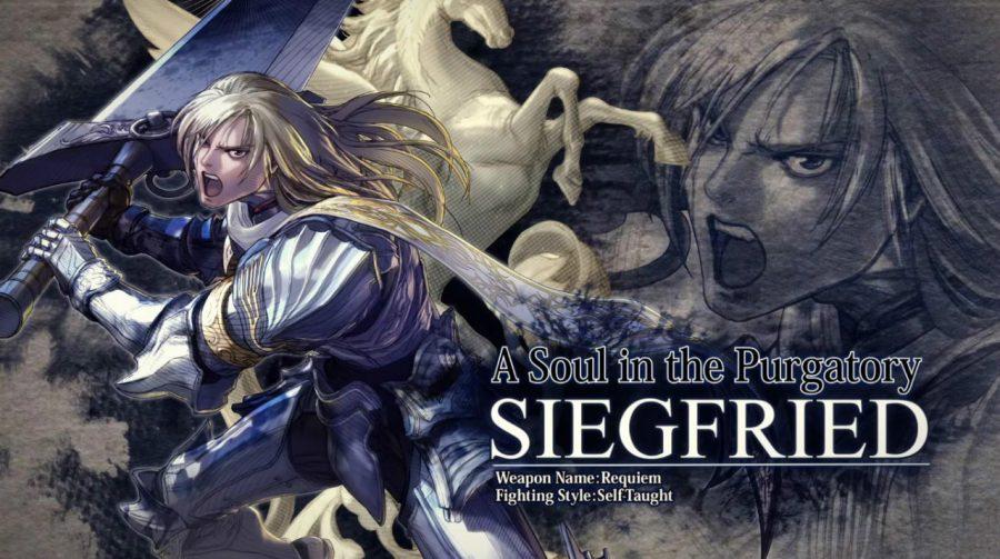 Novo trailer de SoulCalibur VI revela Siegfried; confira