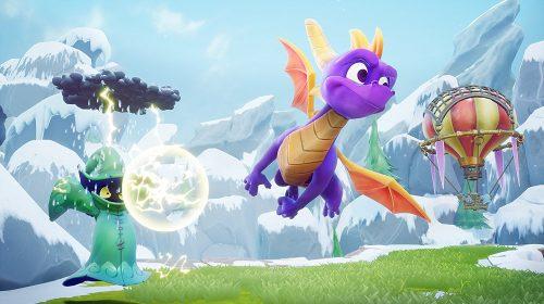 Amazon vaza Spyro Reignited Trilogy para PS4; veja primeiras imagens