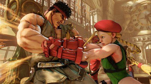 Street Fighter V recebeu melhorias na última semana; confira