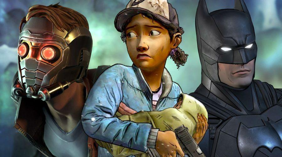 Jogos da Telltale Games estão em promoção na PS Store; confira