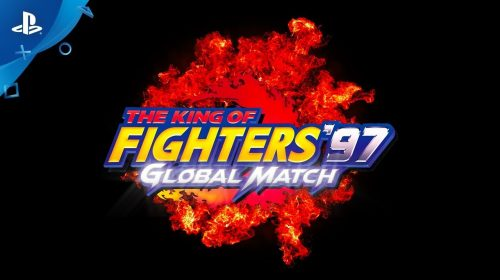 The King of Fighters 97 Global Match chega ao PS4; veja trailer
