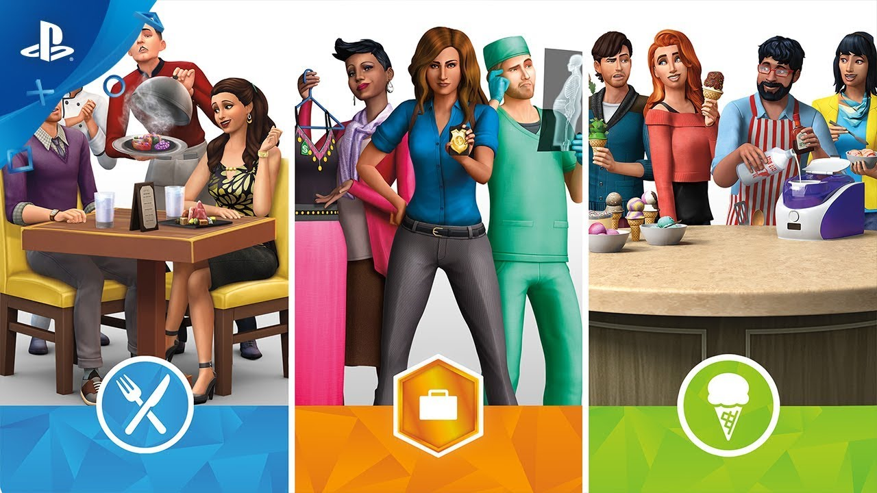 how to play sims 4 on ps4