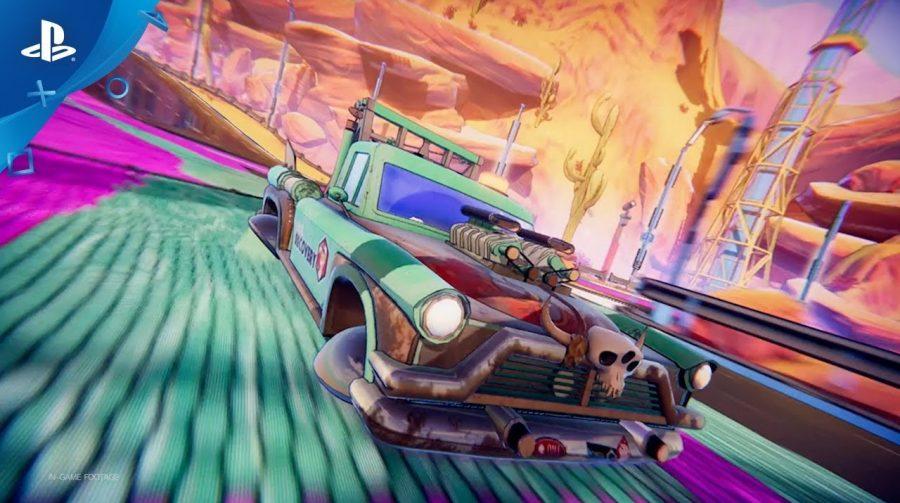 Trailblazers recebe novos trailers destacando jogabilidade e recursos; veja
