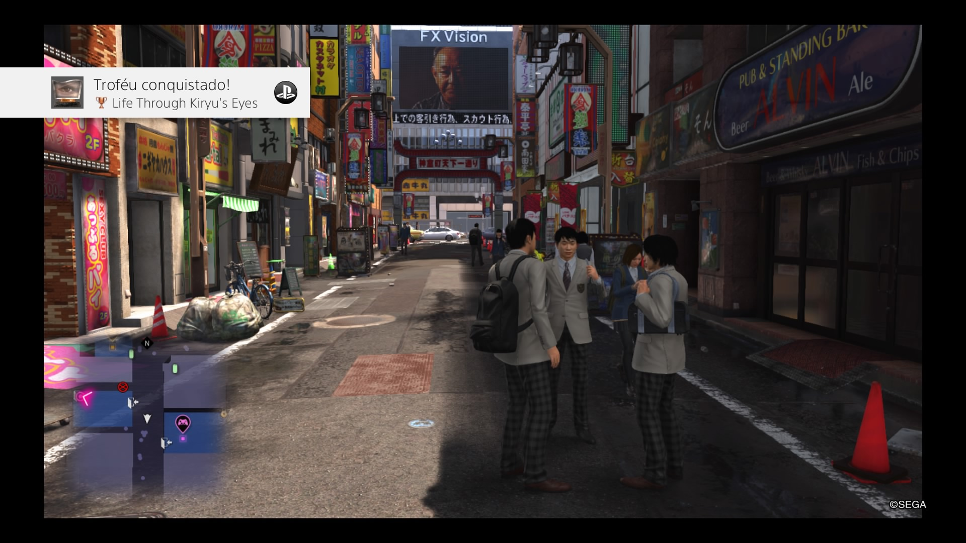 Yakuza 6: The Song of Life: Vale a Pena? 4