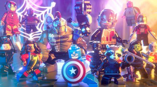 LEGO Marvel Super Heroes 2 recebe DLC de Os Vingadores