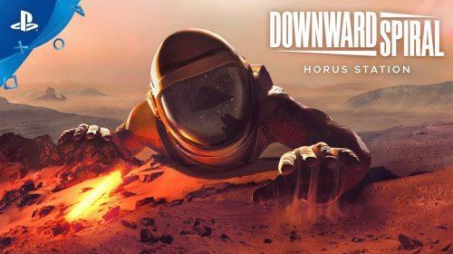 Veja 17 minutos do gameplay de Downward Spiral: Horus Station