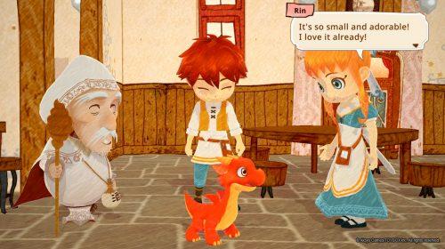 Cozinhe e tenha um dragão no primeiro trailer de Little Dragon's Café