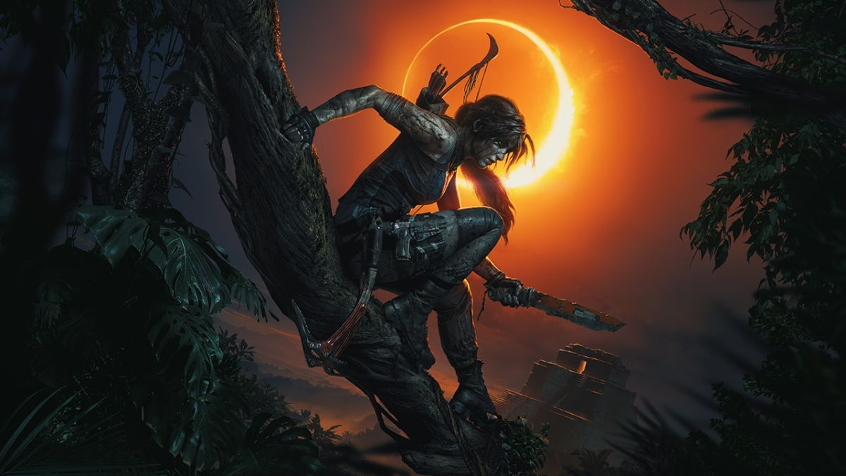 Lara Croft aparece ensanguentada em nova arte de Shadow of the Tomb Raider