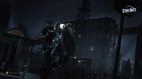 Steel Rats é o novo game da produtora de Urban Trial para PS4; veja trailer
