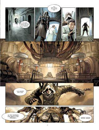 Franquia Assassin's Creed recebe nova HQ com temática na 2º Guerra Mundial 1