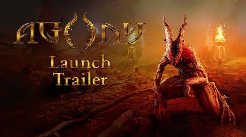 Infernal! Agony chega ao PS4 por R$ 143; Veja terrível trailer de estreia