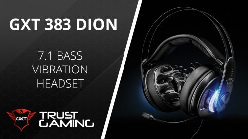 Headset Trust GXT 383 DION: Vale a Pena?