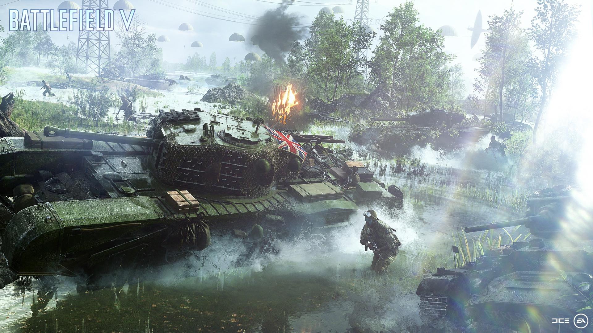 Tudo o que você precisa saber sobre Battlefield V 5