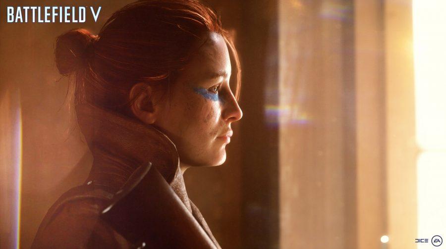 EA volta a defender protagonismo feminino em Battlefield V