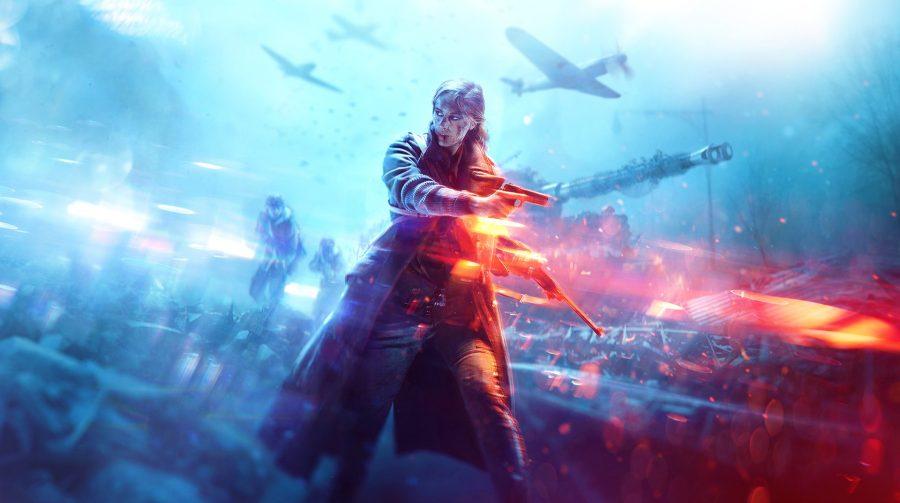 Battlefield V confirma data de beta e anuncia novo trailer para Gamescom