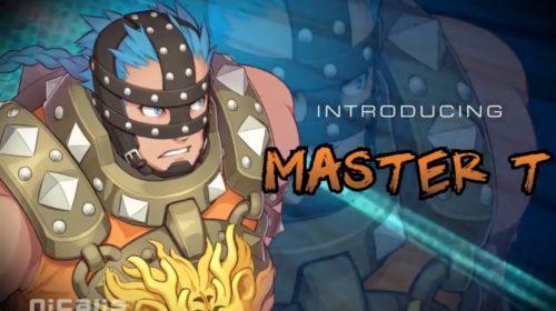 Ali, Lina e Master T chegam a Blade Strangers; confira